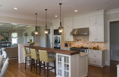hang kitchen cabinets how many lights should i hang above a 10 ft island what 1557