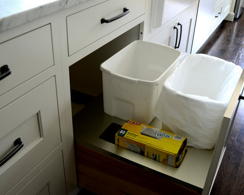 Recycling Garbage Storage Ideas, Pictures, Remodel and Decor