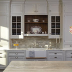 The Heart of the Home - Traditional - Kitchen - boston ...