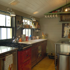 Farmhouse Kitchen Traditional Kitchen