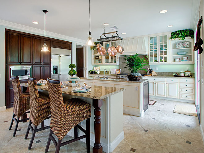 Traditional Kitchen by Style On a Shoestring