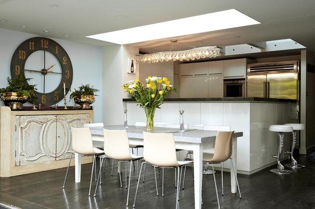 Traditional Kitchen by Landmark Lofts