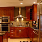 Crisp Architects Traditional Kitchen New York By
