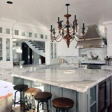 Traditional Kitchen by Studio Swann | Custom Kitchens & Baths