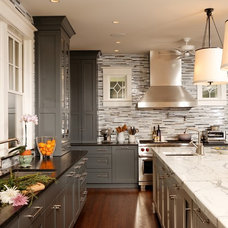 Traditional Kitchen by Studio Swann | Custom Kitchens & Baths