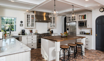 Traditional Kitchen with a Rustic Flare