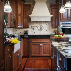 Traditional Kitchen by Kitchen & Bath Mart
