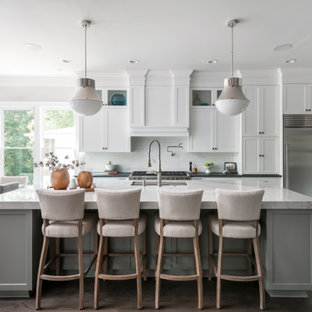 Traditional Kitchen with modern conveniences - Brookhaven