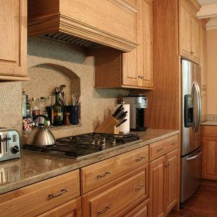Natural Oak Cabinet Houzz