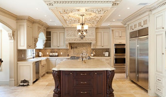 Hand Carved Kitchen