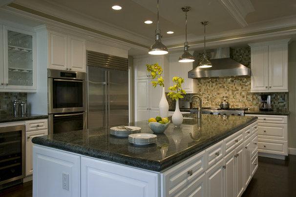 Traditional Kitchen by Zuniga Interiors