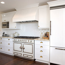 Traditional Kitchen by BK Interiors