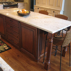 Traditional Kitchen by Apex Kitchens and Bath