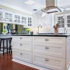 Cherry Kitchen - Traditional - Kitchen - Chicago - by The Kitchen Studio of Glen Ellyn