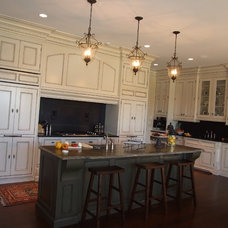 Traditional Kitchen by Miller's Fancy Bath and Kitchen