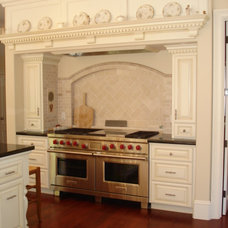 Traditional Kitchen by Shannon Kirby Interiors