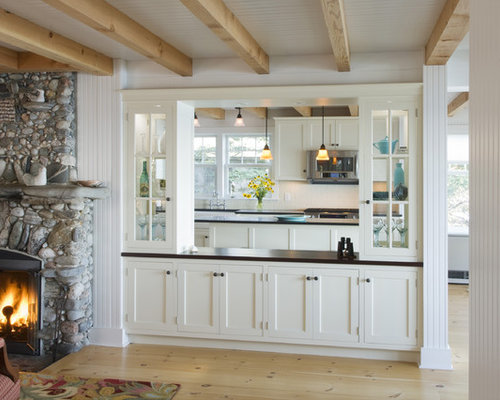 Pass Through Cabinet Home Design Ideas, Pictures, Remodel and Decor