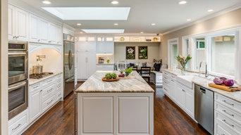 Traditional Los Altos Kitchen - Designed by Michelle O'Connor