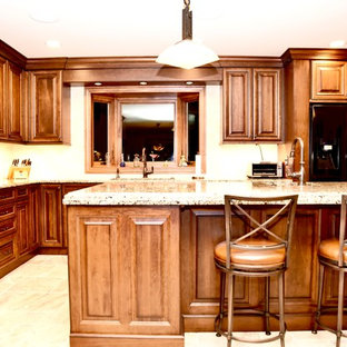 Traditional Luxury Kitchen & First floor remodel