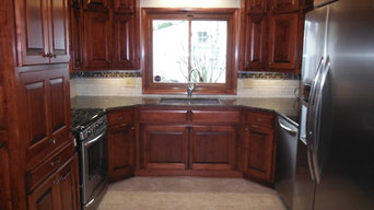 Traditional Maple Kitchen