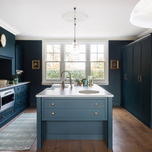 Traditional Meets Contemporary in the Decolane Kitchen in Essex