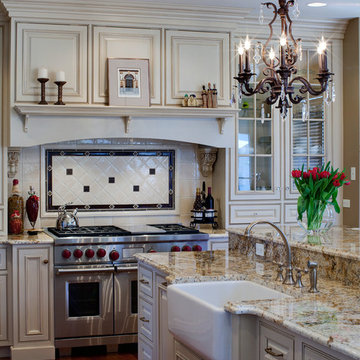 Traditional Naperville Kitchen Design and Remodel