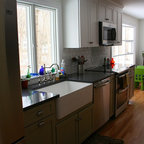 Kitchen Stove Area - Traditional - Kitchen - Jacksonville - by Design Concepts by Jean