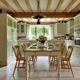 Traditional oak frame kitchen