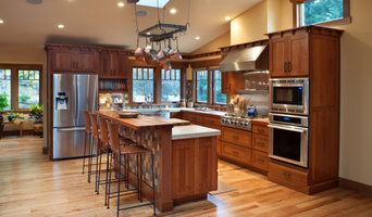 Traditional Open Kitchen Layout