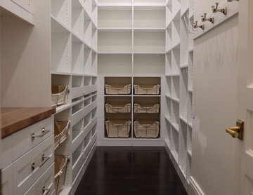 Traditional Pantry