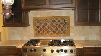Traditional Pro Kitchen
