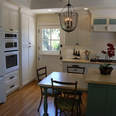 Traditional Kitchen by R.A.D. Design-Build