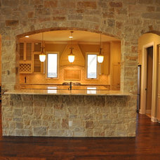 Traditional Kitchen by Eppright Custom Homes