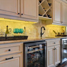 Traditional Kitchen by Braswell Homes Inc