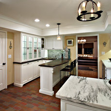 Traditional Kitchen by Carlson Homes Scottsdale