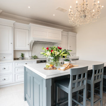 Traditional Shaker Kitchen Potters Bar