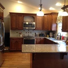 Chestnut Kitchen Remodel