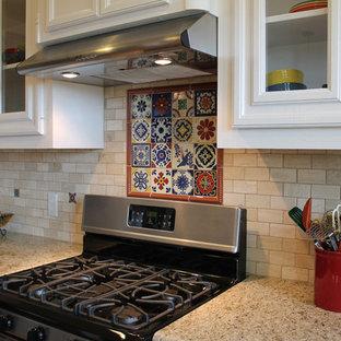 Traditional Kitchen Backsplash Houzz