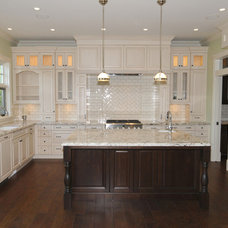 Traditional Kitchen by Michael Burr Design