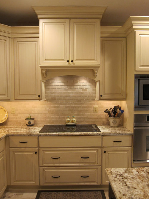 Kitchen Backsplash Brick Pattern