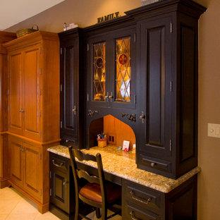 Traditional Tudor Kitchen Remodel in Hershey