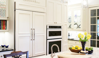 Traditional, Two Tone Kitchen
