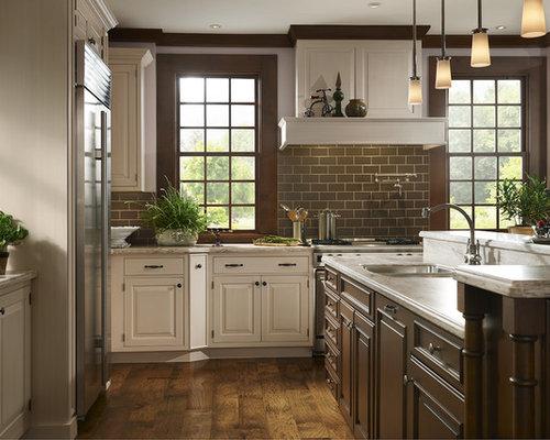 Daltile brookhaven home design ideas renovations photos for Brookhaven kitchen cabinets