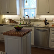 Traditional Kitchen by National Kitchen and Bath Inc.