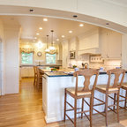 Sunset Plaza Traditional Kitchen Los Angeles By
