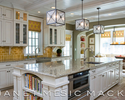 Wilmette Renovation Kitchen: Traditional Wilmette Renovation