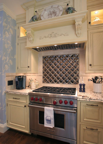 How To Attach Tiles To Kitchen Wall