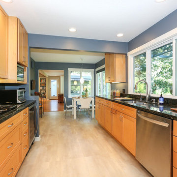 Traditional Wooded Cottage in Kentfield