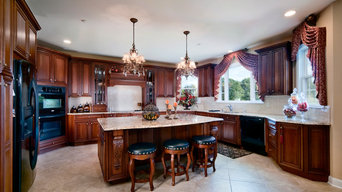 Traditional Yardley Home