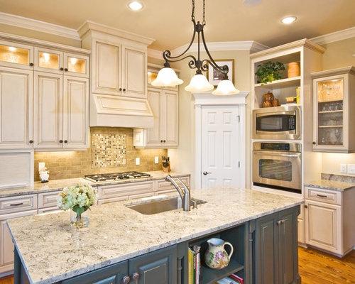 Kitchen Island Cabinets Houzz